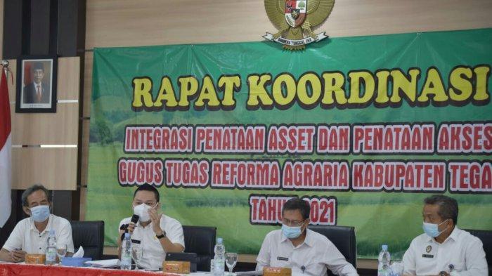 Gugus Tugas Reforma Agraria Tegal Bantu Warga Manfaatkan Lahan untuk Tingkatkan Ekonomi