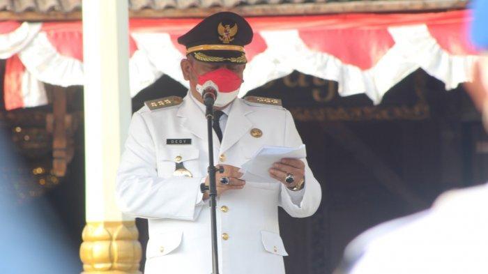 Wali Kota Tegal Dedy Yon Sebut Tenaga Kesehatan Pahlawan Covid-19, Pejuang Garda Terdepan