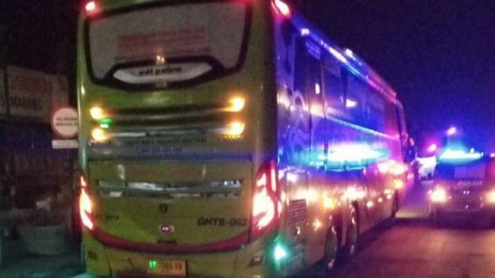 Warga Lamongan Meninggal di Bus Gunung Harta, Tanda Kematian Terlihat saat Melintasi Kalikangkung