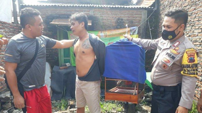 Satria Ajak Anaknya Curi Burung di Rumah Kos di Kota Semarang, Babak Belur Setelah Kepergok Warga