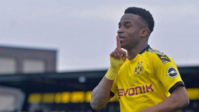 Union Berlin vs Dortmund: Moukoko Pencetak Gol Termuda Bundesliga, Die Borussen Malah Keok