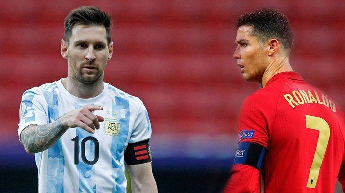 Ronaldo Dideportasi dari EURO 2020, Gimana Kiprah Messi di Copa America?