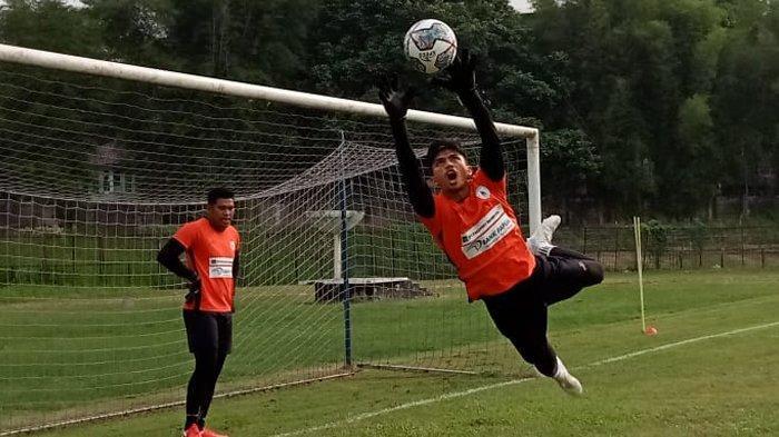 Setelah Kebobolan 2 Gol di Liga 1 2021, Penjaga Gawang Persipura Jayapura Dapat Latihan Khusus