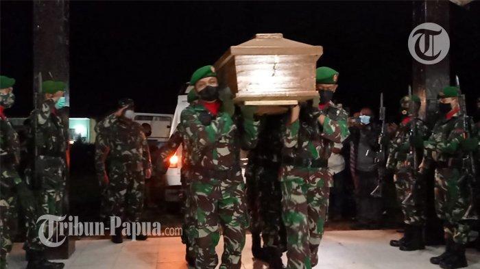 Kapendam Kasuari Tegaskan 20 Penyerang TNI di Maybrat Segera Serahkan Diri