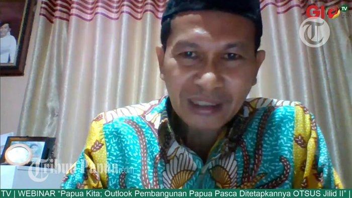 Toni Wanggai : MRP Ingin Pemekaran Papua Berbasis Wilayah Adat