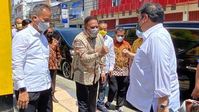 Berkunjung ke Jayapura, Ketum Golkar Tunjuk Jenderal Polisi Maju Cawagub Papua