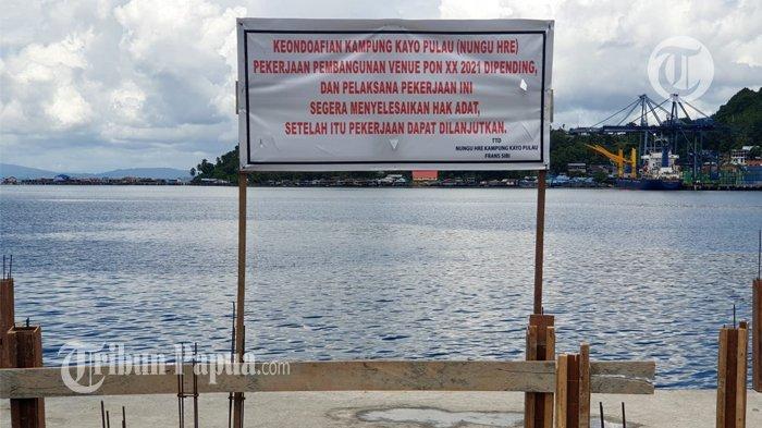 Benhur Tomi Mano: Venue Dayung dan Selam Tak Ada Masalah, Ondoafi Sudah Sepakat