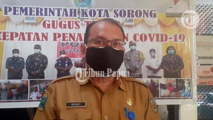 Kasus Positif di Kota Sorong Mencapai 3.581 Orang, 65 Meninggal Dunia