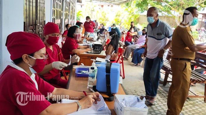 Update Covid-19 Provinsi Papua Per 4 Agustus 2021, Kota Jayapura Masih Tertinggi