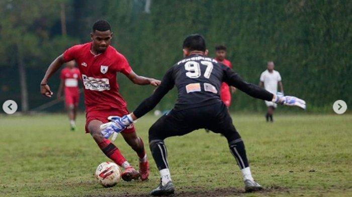 Mesin Kembali Dipanaskan, Persipura Taklukan Depok City FC di Partai Uji Coba