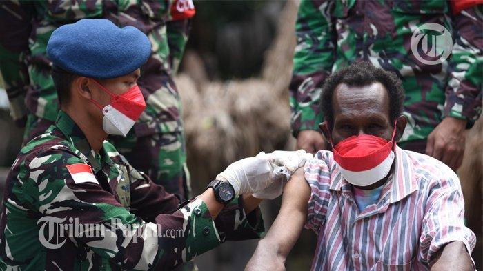23 Hari Jelang PON XX, 16 Daerah di Papua Nol Kasus Covid-19