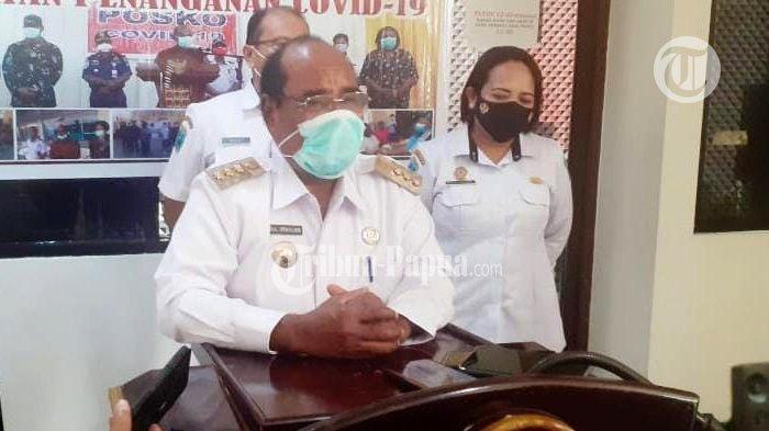 Penerapan PPKM Darurat, Wali Kota Sorong : Perketat Pengawasan Perbatasan dan Pelabuhan