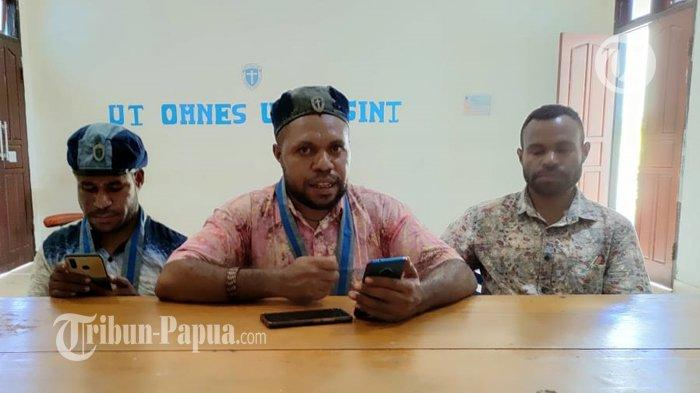 GMKI Kota Jayapura Ajak Masyarakat Papua Dukung PON XX