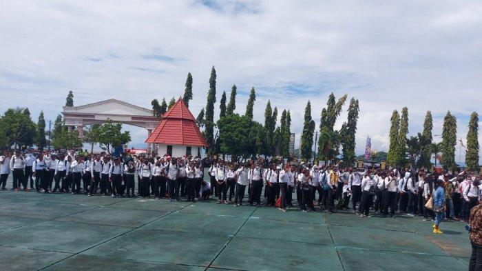 Didemo Ratusan Casis Gagal, Irwasda Polda: Tahun Ini Anak Asli Papua dapat Kebijakan Khusus