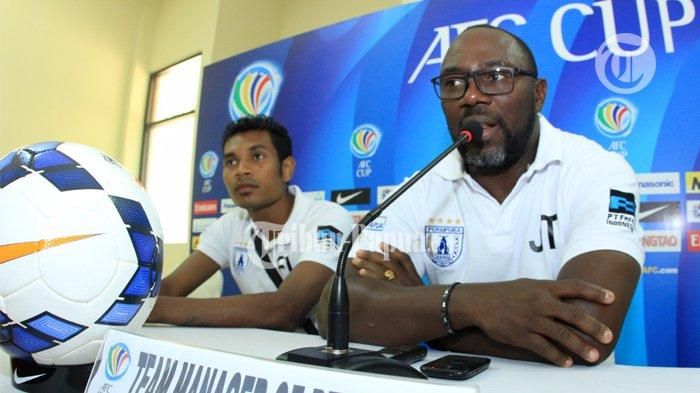 Pulangkan Seluruh Pemain Persipura Jayapura, Ini Alasan Jacksen F Tiago