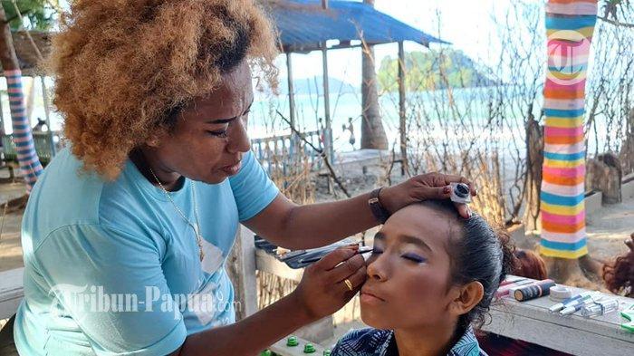 Ester Maitindom: Ambassador Budaya PON XX Papua Diharapkan Dapat Bersosialisasi