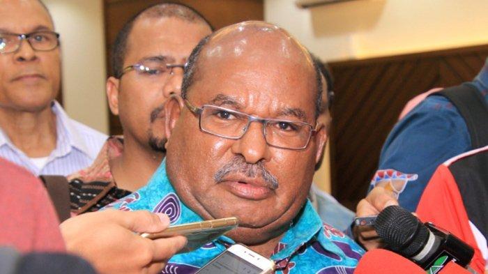 Gelar Rapat Bahas Kekosongan Kursi Wagub hingga Karlos R Deda Jabat Komandan Lanal Biak
