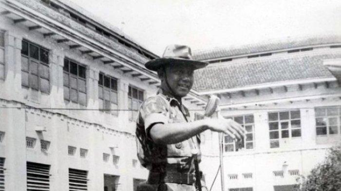 Letnan Jenderal TNI Sarwo Edhie Wibowo.