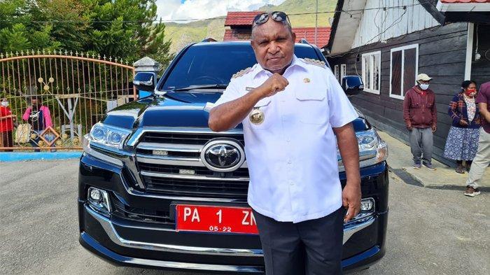 Jhony Banua Rouw: DPP NasDem Rekomendasikan Befa Jigibalom Jadi Cawagub Papua