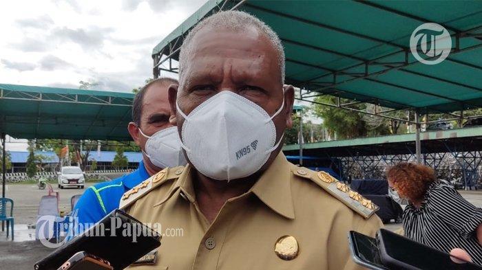 Kasus Covid-19 Meningkat, Pemkab Jayapura Terapkan PPKM Level 4