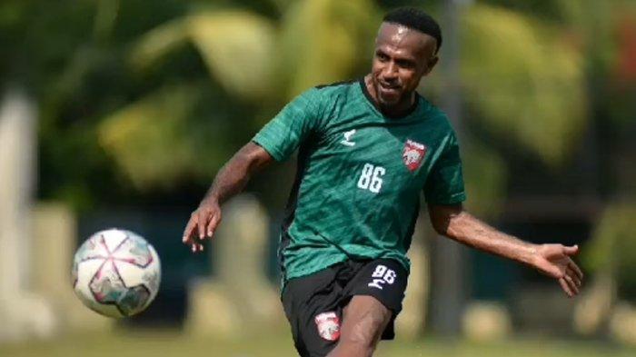 Pemain Borneo FC yang Diwaspadai Pelatih Persik Kediri, Boaz Solossa Tak Masuk Daftar
