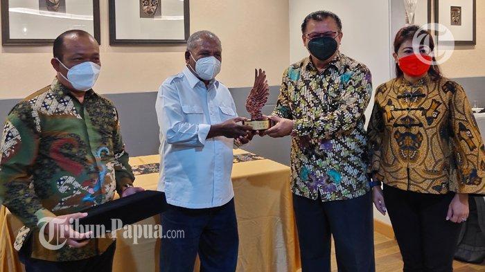 Sukseskan PON XX, Pangansari akan Siapkan 960.000 Meals untuk Kluster Kabupaten Jayapura