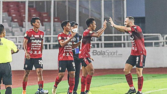 Klasemen Sementara Pekan ke-6 Liga 1 2021: PSIS dan Bali United Berbagi Poin Kejar Bhayangkara