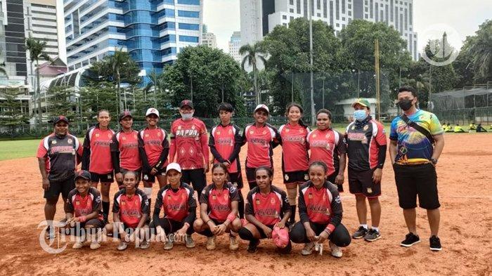 Tinike Huwae: Sofball dan Baseboll Siap Raih Medali Emas Untuk Papua