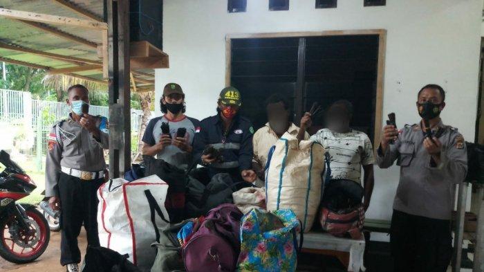 Polisi Gagalkan Pengiriman 175 Kg Vanilly Ilegal di Perbatasan RI-PNG
