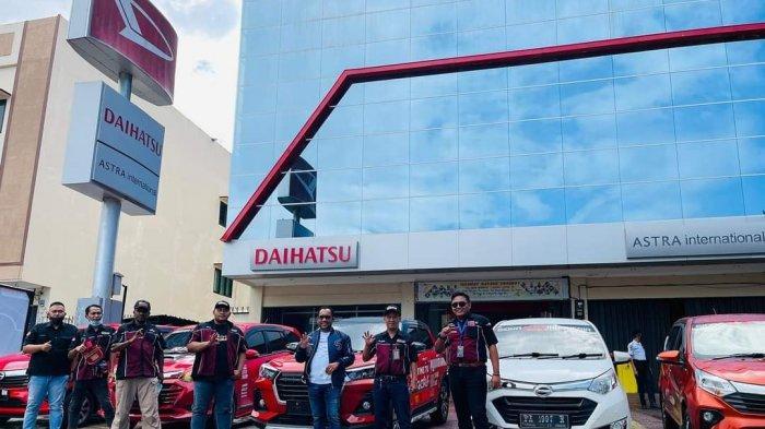 Astra Yakinkan Warga Jayapura soal Daihatsu SUV Rocky 1.000 cc