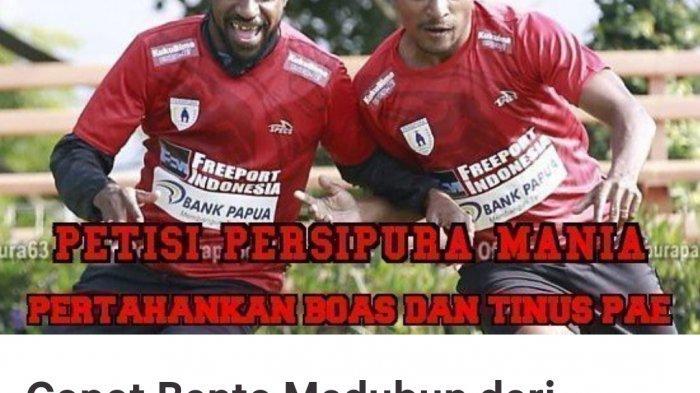 Capo Angky Akan Temui Benhur Tomi Mano Lapor Hasil Petisi Copot Bento Madubun