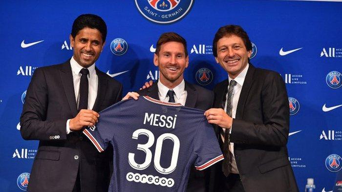 Gabung ke PSG: Sergio Ramos Ajak Lionel Messi Tinggal Serumah