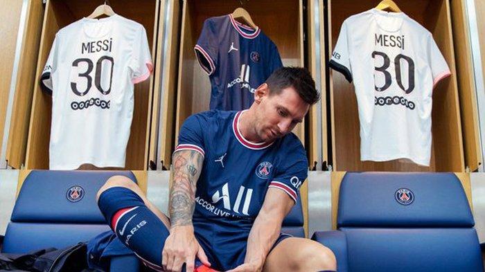 Permintaan Sulit Lionel Messi yang hingga Kini Belum Bisa Dikabulkan Paris Saint Germain