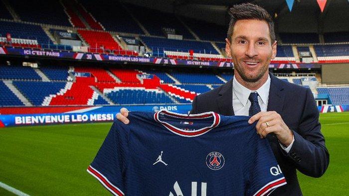 Lionel Messi Lagi-lagi Gagal Debut bersama PSG Pekan Ini, Kenapa?