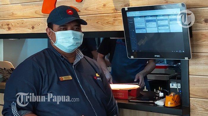 Imbas PPKM Level 4, Minat Masyarakat Kota Jayapura Konsumsi FastFood Tinggi