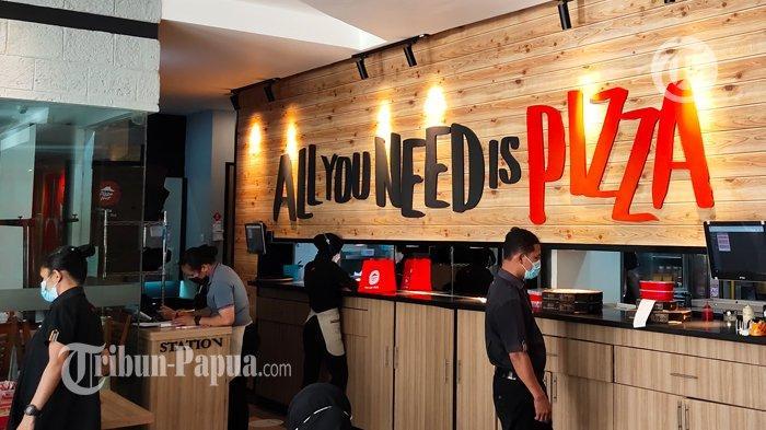 Pizza Hut Abepura Tiadakan Makan di Tempat