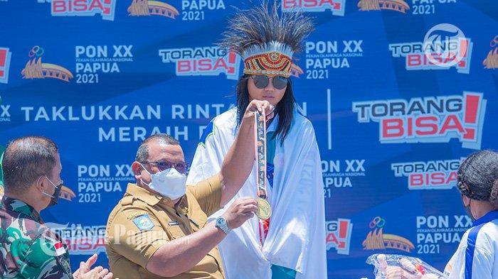 Menanti Guyuran Bonus Rp2 Miliar dari Gubernur Papua, Peselam Annisa Fabiola Mau Beli Rumah
