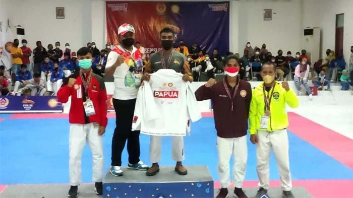 Papua Raih Tiket Ju Jitsu di PON XX