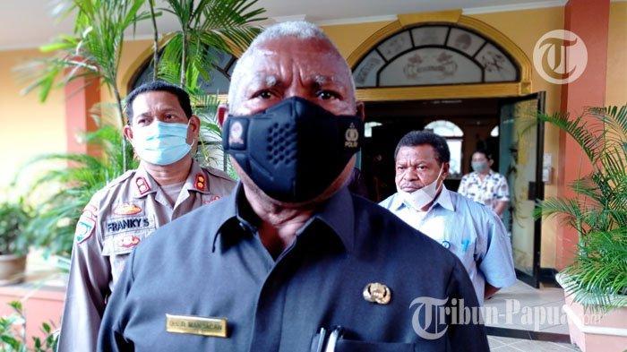 Gubernur Papua Barat Siapkan Bonus 1 Milyar Bagi Peraih Medali Emas PON XX