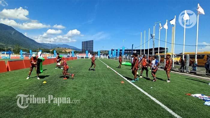 Laga Perdana, Pelatih Rugby Papua Puji Penampilan Anak Didiknya