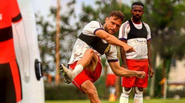Thiago Amaral Rekrutan Anyar Bali United