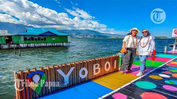Pace Kreatif, Gerakan Fotografer Jayapura yang Sulap Kampung Yoboi Jadi Destinasi Wisata
