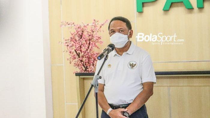 Zainudin Amali Minta Pemain yang Bersikap Jelek Tak Masuk Timnas Indonesia
