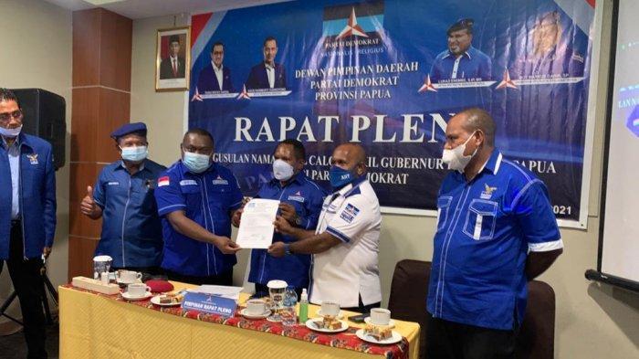 Partai Demokrat Usul 6 Bacalon Wakil Gubernur  ke Koalisi Papua Bangkit