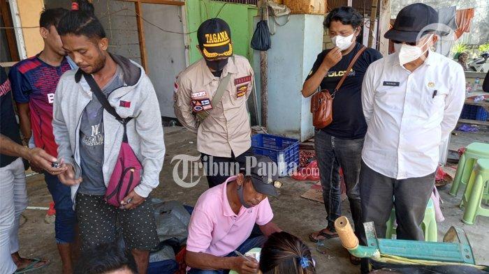 Kepala Dinas Sosial: Kebakaran di Pasar Lama Jayapura Akibat Kelalaian Warga