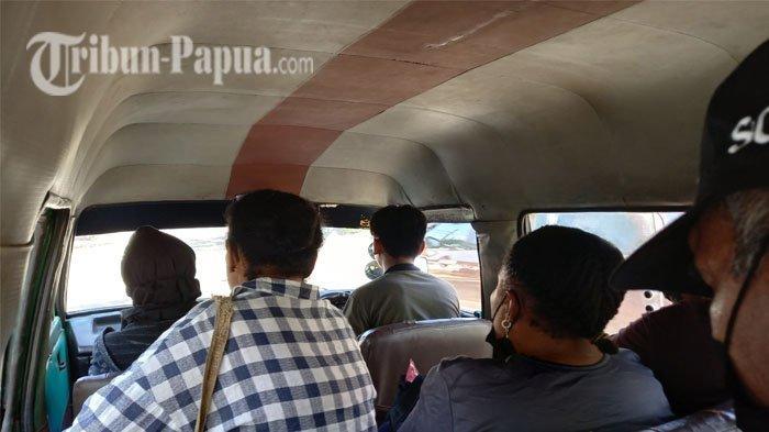 Angkutan Umum Tak Indahkan Pembatasan Penumpang 50 Persen, Sopir: Pemerintah Bantu Apa ?
