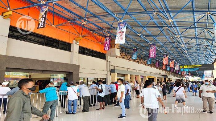 Jadi Pintu Masuk PON XX Papua, Bandar Udara Theys Eluay Sentani Jayapura Berbenah