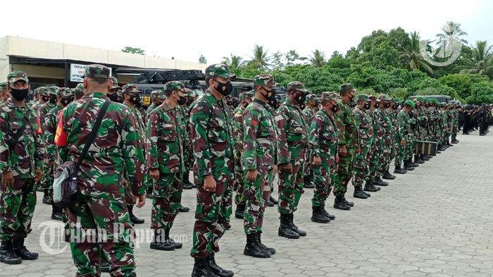 BREAKING NEWS: Wapres Ma'ruf Amin Tiba di Manokwari Hari Ini, 759 Personel TNI-Polri Dikerahkan