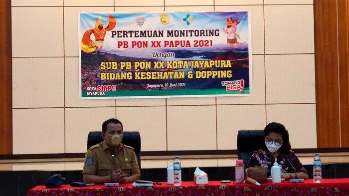 Kota Jayapura akan Segera Sosialisasikan Pedoman Dopping Jelang PON XX Papua