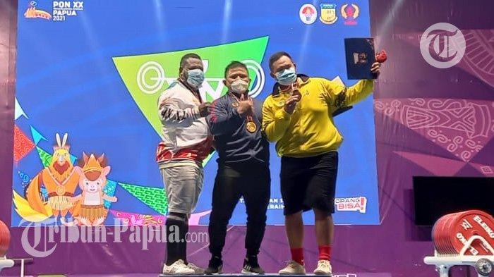 Jawa Barat Juara Umum, Raih 8 Medali Emas Cabor Angkat Berat PON XX Papua